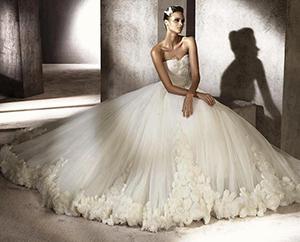 Плюсы пошивы свадебного платья на заказ