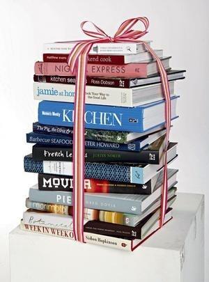 Книга в подарок для мужа
