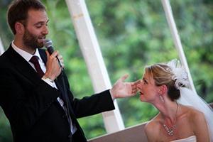 Свадебный конкурс для гостей комплименты молодым