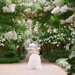 Выбираем пышное свадебное платье