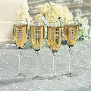 Короткие тосты на свадьбу своими словами