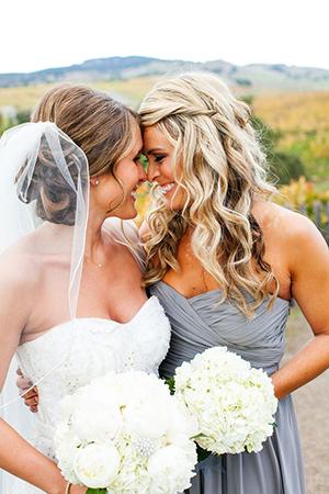 Поздравления на свадьбу от свидетельницы в прозе