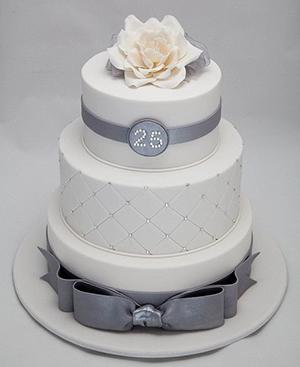 Торжественное застолье на 25 лет свадьбы