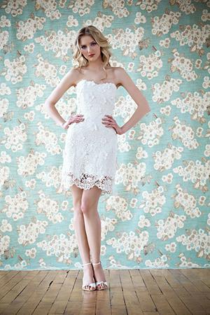 самые красивые свадебные платья в мире